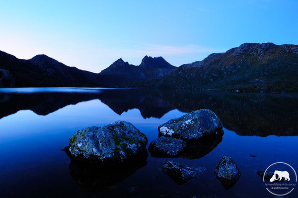Autumn Reflections - Dove Lake, Cradle Mountain National Park, Tasmania