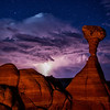 Hoodoos, Stars and Lightning