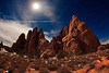 Sand Dune Arch<br /> Arches National Park<br /> Utah