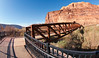 Foot bridge<br /> Moab, Utah