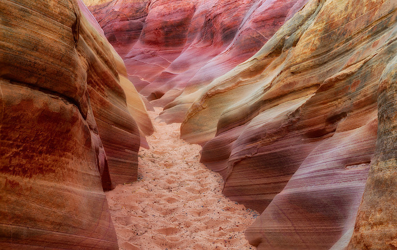 Pink Canyon, Valley of Fire State Park