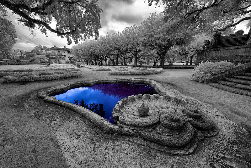 Magic Pool and Vizcaya