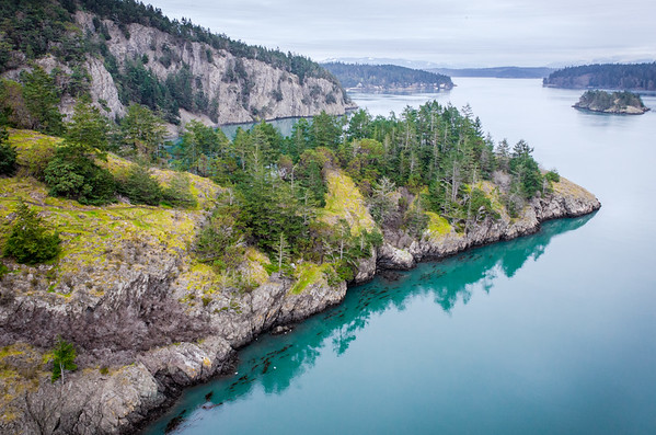 Overlooking Deception Pass