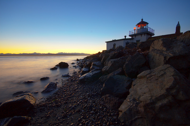 DISCOVERY PARK SUNSET