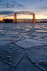 Duluth Harbor Geometry
