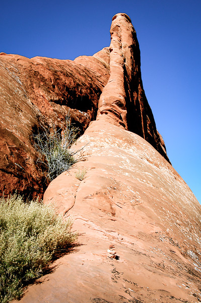 Red Rock Ascending to the Sky, Arches