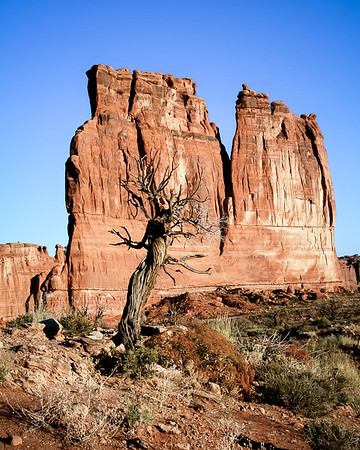 Arches National Park, Tower of Babel