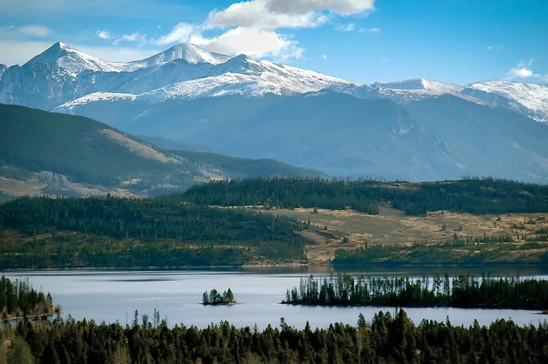 Dillon Reservoir, Frisco, Colorado