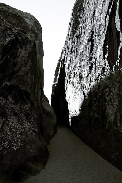 Arches Rock Passage