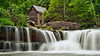 "<center><br><font size=""4"" color=""white""><b>""The Old Grist Mill"" - West Virginia, Babcock State Park<b></br> </font> <br><font size=""3"" color=""white""> <u>Recommended Print sizes*</u>:</br>  4x8  