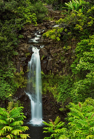 Kamae'e Falls