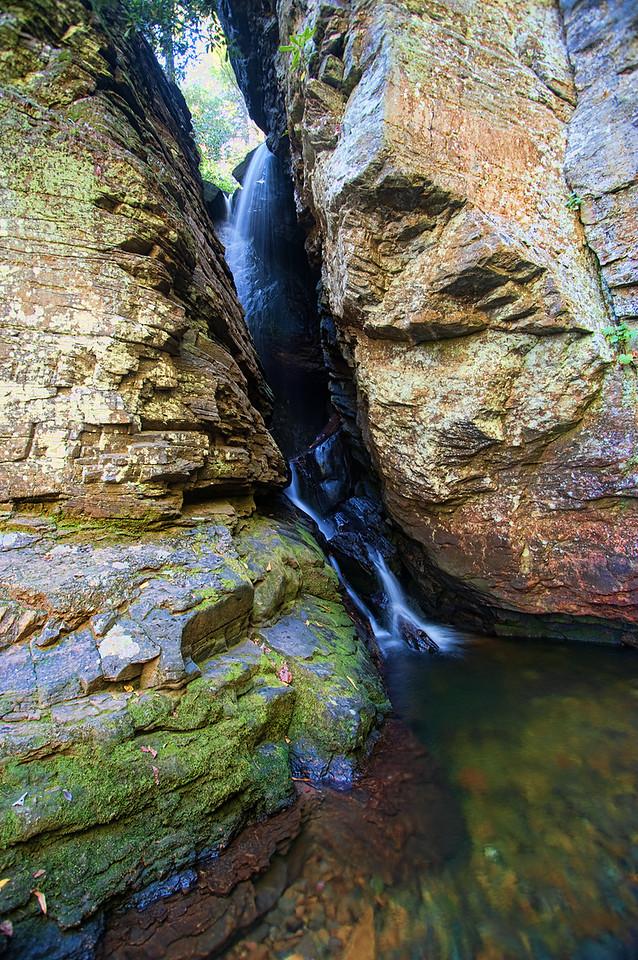 Raven Cliff Falls, Georgia