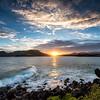 Nawiliwili Harbor Sunset