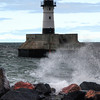 Duluth Harbor North Breakwater Lighthouse