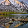 Spring Sunrise at Convict Lake