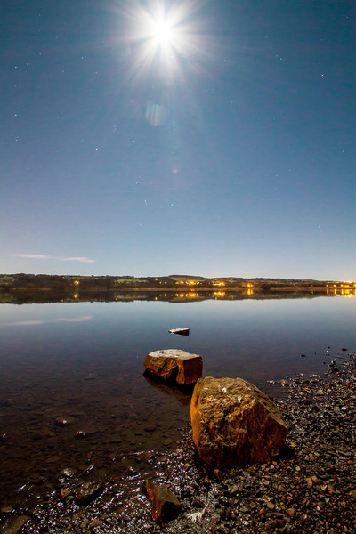 Night Sky in Lochwinnoch