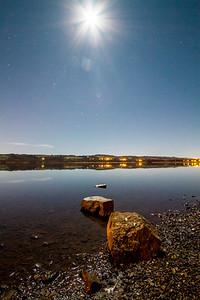 Night Sky in Lochwinnoch