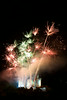 Fireworks at Chateau de Bonaguil, SW France