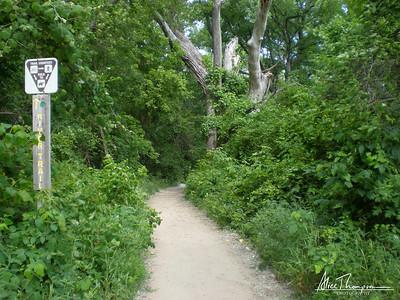 Cameron Park Bike Trail - Waco, TX