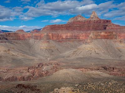 South Kaibab, Tonto Plateau | Grand Canyon National Park