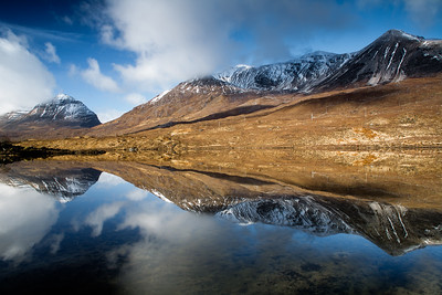 Ben Eighe Reflection
