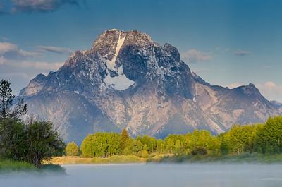 Mount Moran | Grand Teton National Park
