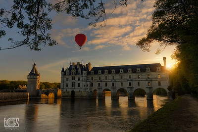 A morning at Chenonceau