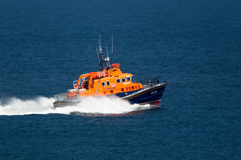 Aberdeen Life Boat. John Chapman.