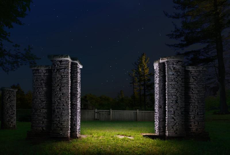 Old Pool Gate, Onteora