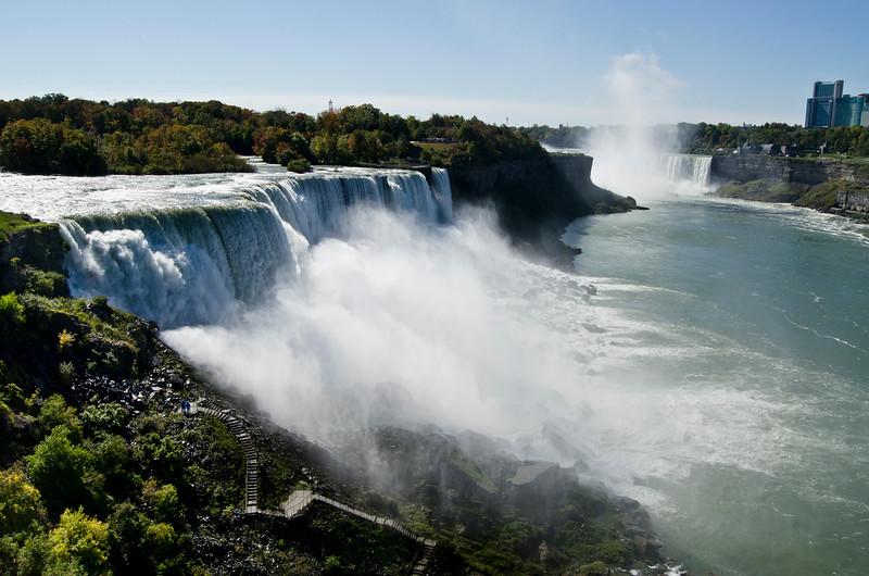 Niagra Falls, Niagra Falls National Park