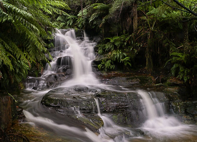 Leura Cascades, NSW, Australia