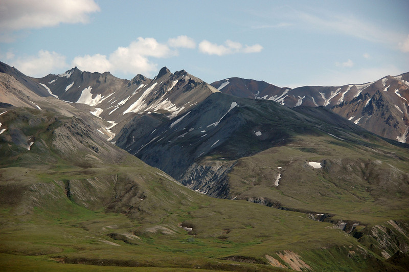 Denali National Park Mountains