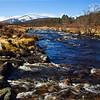 River Muick. Aberdeenshire. John Chapman.