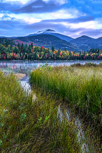 Whiteface Mountain from Connery Pond
