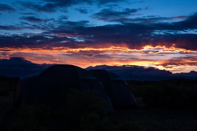 San Luis Lakes State Park, Colorado