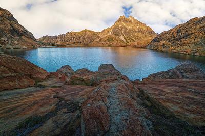 Where water meet rock