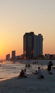 Destin Florida sunset