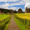 Kildrummy Castle Ruin. John Chapman.