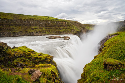Gullfoss Canyon