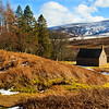 Forest of Birse Church. Aberdeenshire. John Chapman.