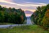 Adirondack Highway near Long Lake
