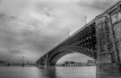 Eads Bridge - St Louis, Illinois