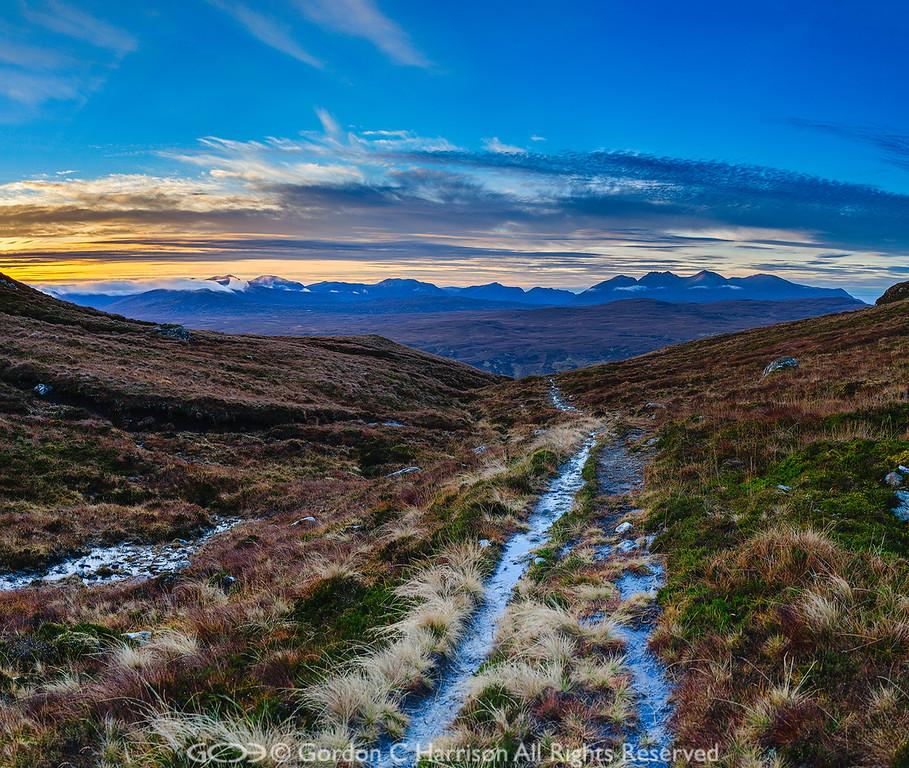 Photo 3272: Twilight Trail