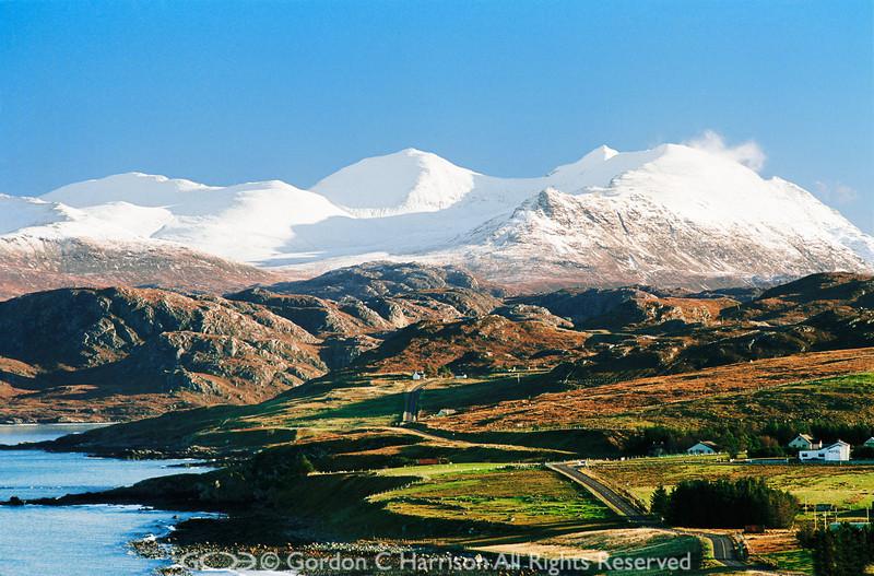 Image 4030: An Teallach, Wester Ross, Scotland