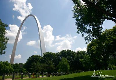 St. Louis Arch - St. Louis, MO