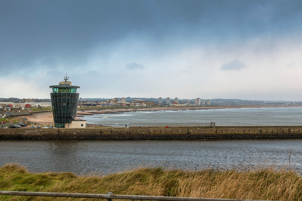 Aberdeen Harbour, North Pier, Marine Operations Centre