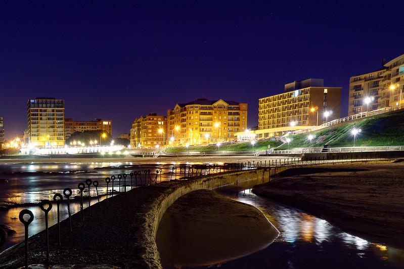 Predawn Newcastle