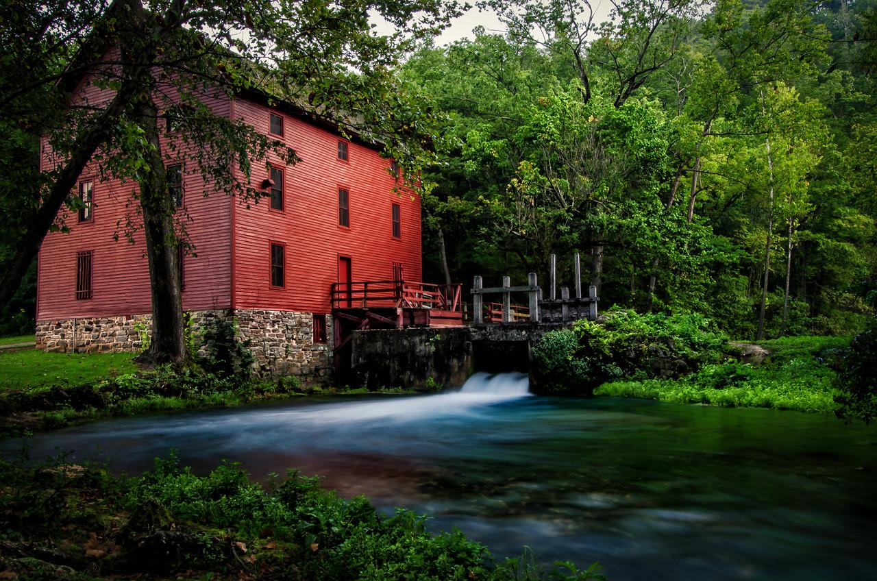 Alley Roller Mill