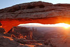Mesa Arch<br /> Canyonlands National Park, Utah