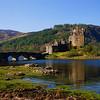 Eilean Donan castle. Scotland. John Chapman.